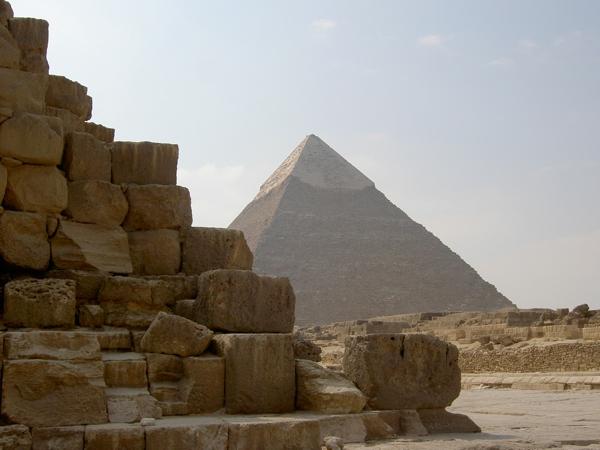Ägypten pyramiden - Revolution