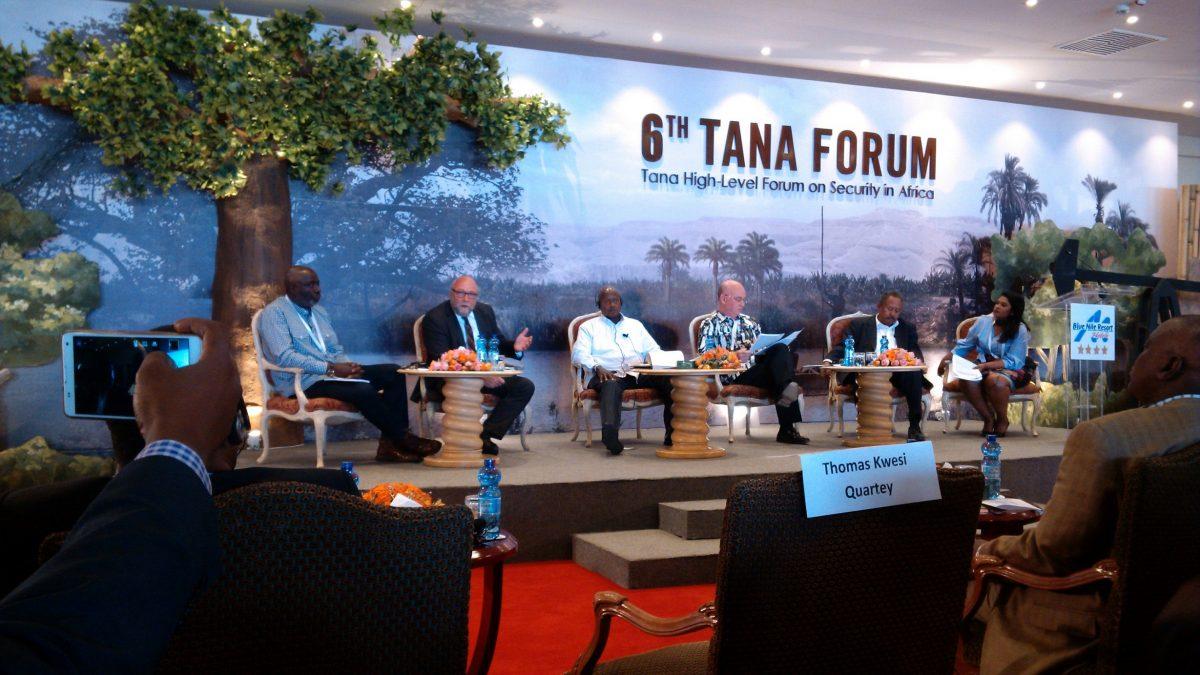 Bilaterale Gespräche in Addis Abeba