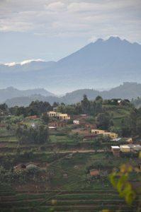 Ruanda Weg Mutobo