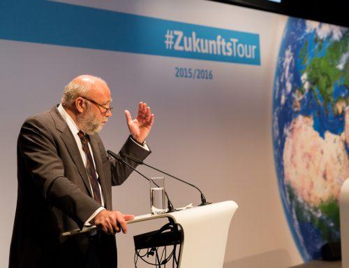 Günter Nooke bei der ZukunftsTour in Berlin: Innovation und digitaler Wandel für eine nachhaltige Entwicklung