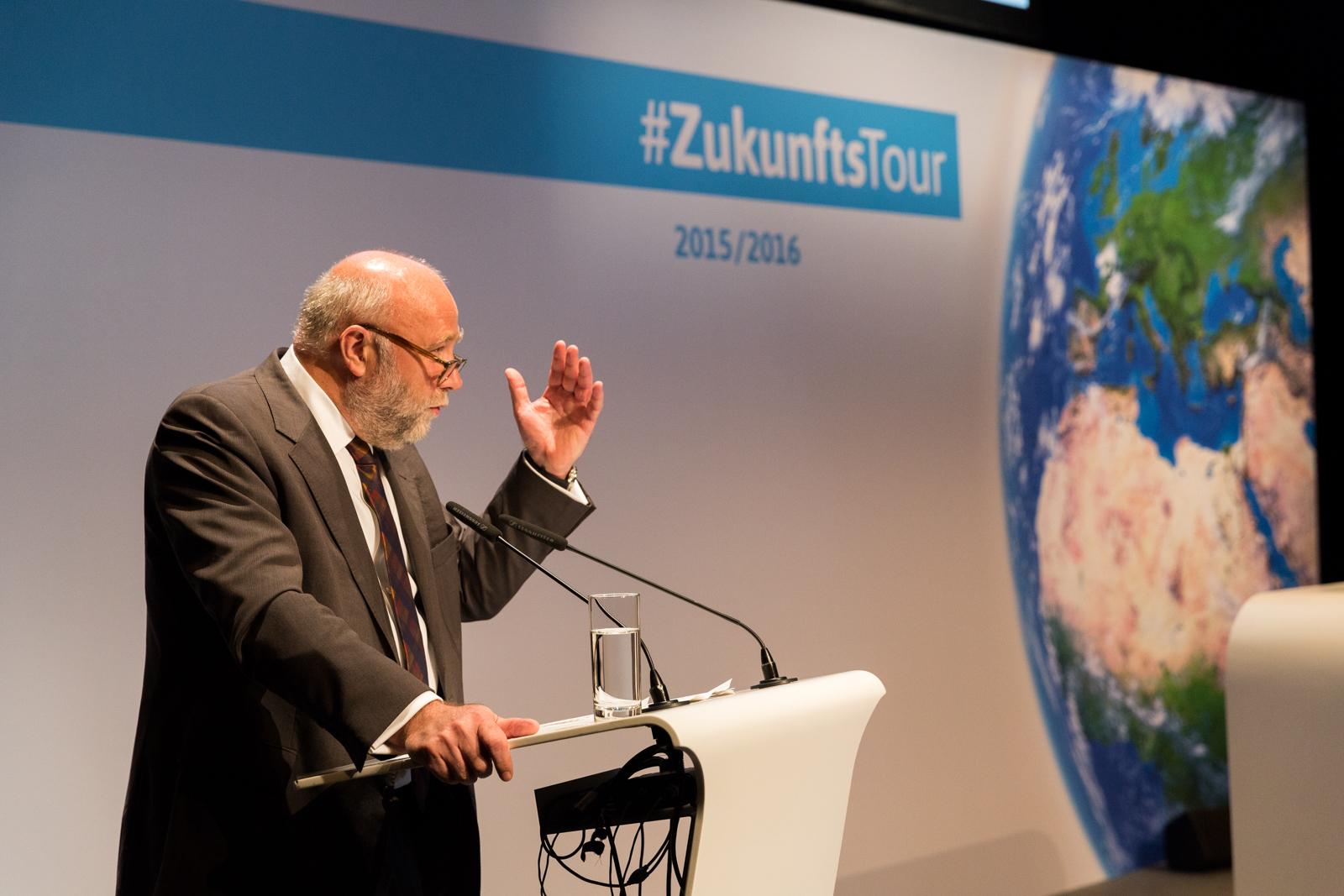 2016 Günter Nooke bei der Zukunftstour in Berlin