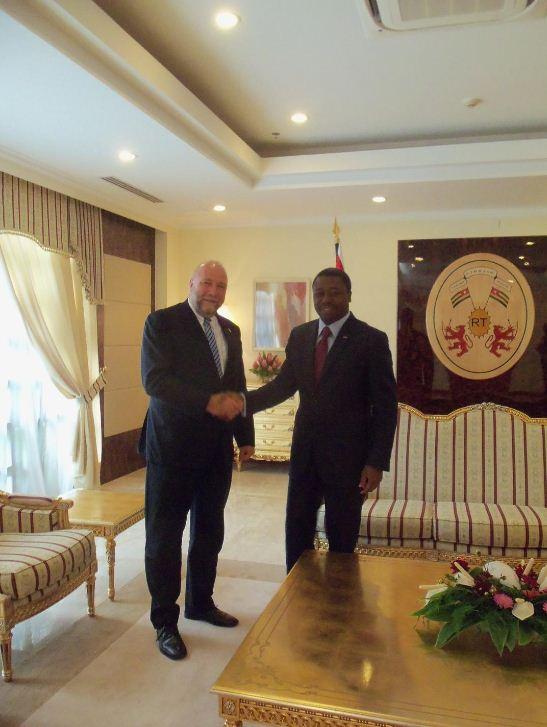 Staatsprsident_Togo_Homepage