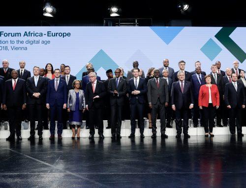 Günter Nooke leitet deutsche Delegation beim Hochrangigen Forum Afrika-Europa in Wien