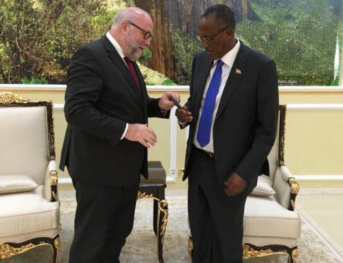 Reise nach Kenia und an das Horn von Afrika
