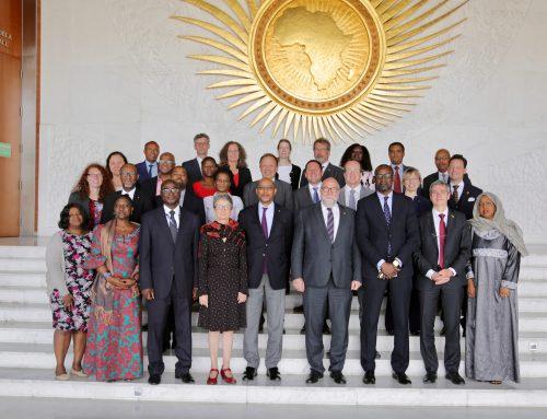 Regierungsverhandlungen mit der AU